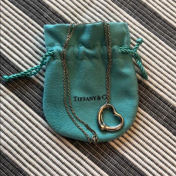 Tiffany & Co. Jewelry - Authentic Tiffany & Co Elsa Peretti Necklace